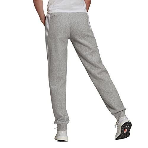 adidas Damen W FI 3S Reg PNT Hose, BRGRIN, M