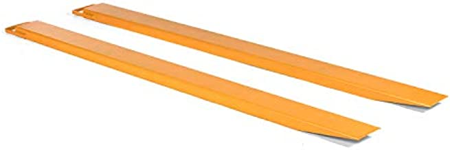 Titan Attachments Pallet Fork Extensions for Forklifts and Loaders, 72