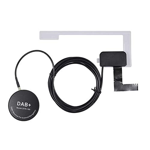 Antena de extensión Universal Dab USB Adaptador portátil Receptor de señal para Android 4.4 10.3 Reproductor de automóvil para Europa Australia | Cables, adaptadores y enchufes | - AliExpress