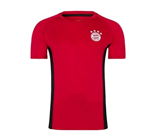 FCB Bayern München Sports Training Shirt (L, rot)