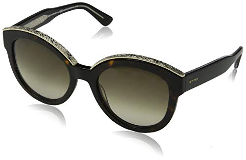Etro ET604S 215 55 Gafas de sol, Dark Havana, Mujer