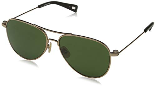 G-STAR RAW GS104S4 Metal Sniper 225 58 Gafas de sol, Copper Satin, Unisex