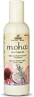 moha: 5 in 1 Hair Oil, 200ml