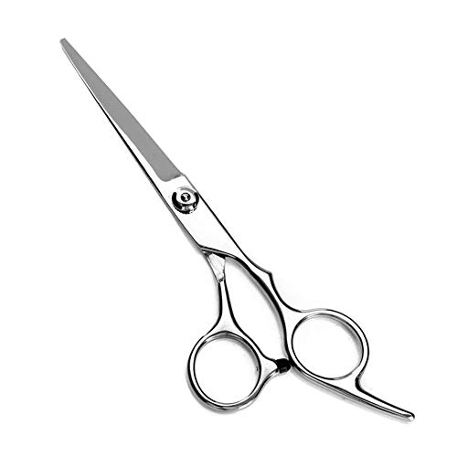 Tijeras de peluquería profesional, tijeras para el cabello, tijeras de corte, Tijeras de Pelo,en acero inoxidable premium con micro-dientes, Muy afilado,Apto para peluqueros, principiantes y familias