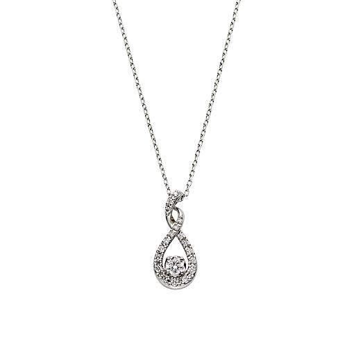 [ヴァンドーム青山] ダイヤモンド 0.16ct プラチナ Pt950 ネックレス APVN192845DI