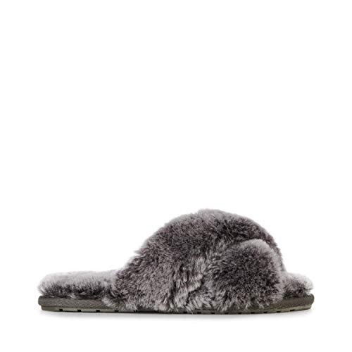 EMU Australia Mayberry Frost Womens Slippers Sheepskin Slipper Size 38