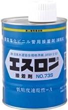 積水化学工業 ビニール用接着剤 エスロン No.73S 塩ビ用 1kg