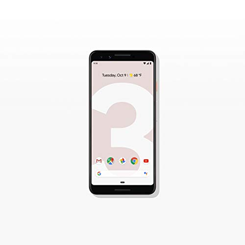 Google - Pixel 3 with 128GB Memory Cell Phone (Unlocked) - Not Pink