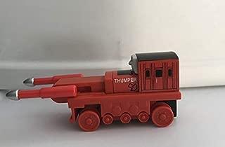 Thumper - Thomas & Friends Wooden Railway Tank Train Engine - Brand New Loose