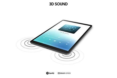 Samsung Galaxy Tab A T510N 25, 54 cm (10, 1 Zoll) Tablet-PC (1, 8 GHz Octa-Core, 3 GB RAM, 64 GB eMMC, Android 9.0) Schwarz