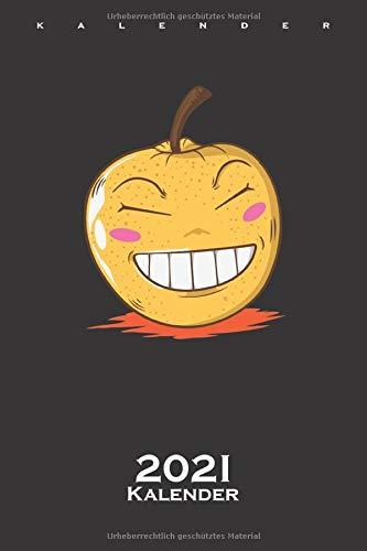 grinsende Nashi-Birne Asian Pear...