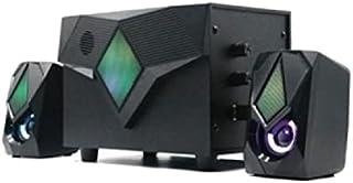 Ewent EW3526 luidsprekerset 11 W zwart 2.1 kanalen