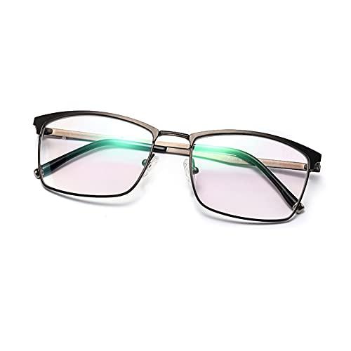 CXNEYE Las Nuevas Gafas De Lectura Multifocales Progresivas, Gafas Antifatiga De Luz Azul, Gafas De Presbicia Cercanas Y Lejanas, Mujeres Y Hombres