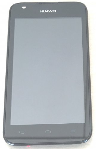 HUAWEI Display LCD Ascend Y550 Completo di Touch Screen Nero