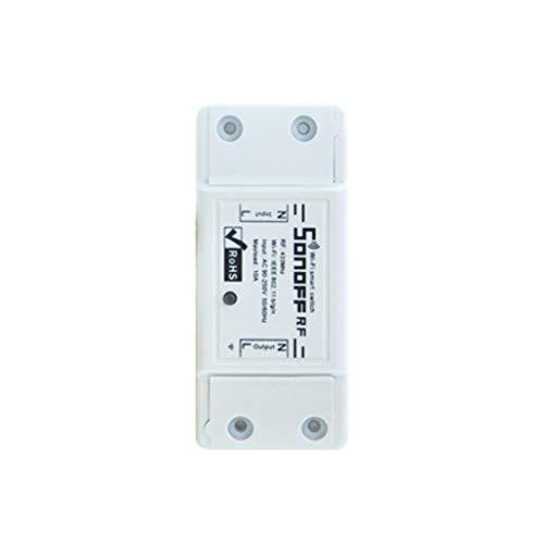 Qirun Temporizador del módulo de la automatización del Controlador de luz del Interruptor Remoto inalámbrico Inteligente de WiFi DIY