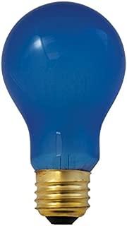Bulbrite 860195 60A19PG 60-Watt Plant Grow Light Bulb with A-Shape, 6-Pack by Bulbrite