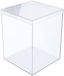 Clear Plastic Box - 3 7/16