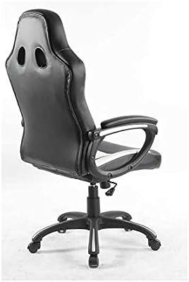 OFFICE hjh Bureau Chaise JAMARO GamingChaise Vintage de jLR435A