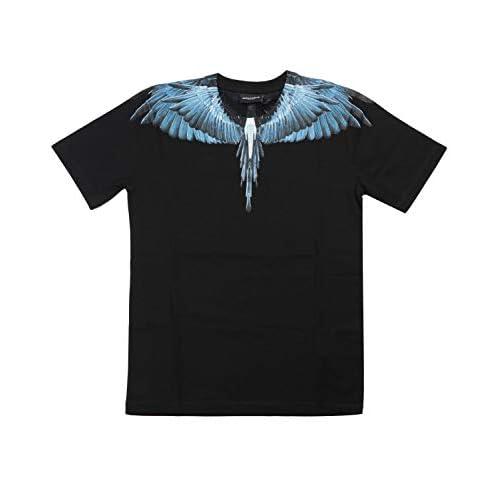 Marcelo Burlon Kids T-Shirt con Stampa Bambino Junior Boy MOD. 1118 14A