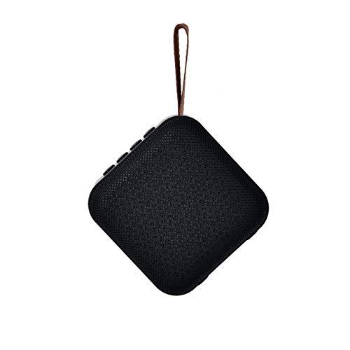 Draagbare draadloze Bluetooth miniluidspreker, stereo, draagbare luidspreker, outdoor-subwoofer-zuilluidspreker, Bluetooth 4.2 met SD FM, 2