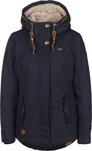 Ragwear Jacke Damen MONADE 2021-60009 Dunkelblau Navy 2028, Größe:L