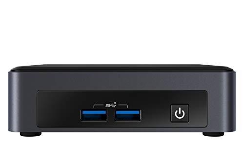 Intel NUC 8 Pro NUC8v7PNK Core i7 8ª generación i7-8665U 1,90 GHz DDR4 SDRAM UHD Graphics - IEEE 802.11ac