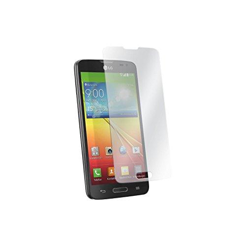 PhoneNatic 1 x Glas-Folie klar kompatibel mit LG L90 - Panzerglas für L90