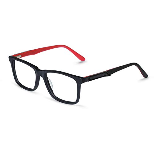 OCCI CHIARI Wide Eye glasses frame Blue Light filter Fashion Eyewear