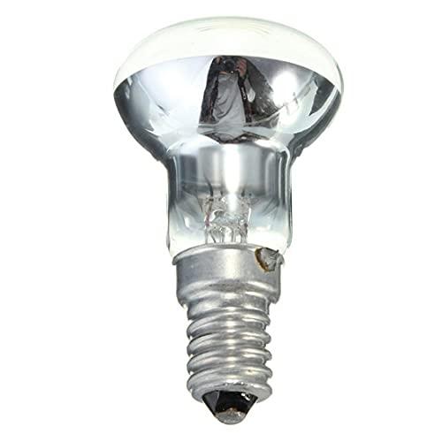 #NA R39 E14 Led Grow Lights para Plantas de Interior 30w Grow Light Bulb Lámpara incandescente Iluminación equilibrada Bombilla de luz para Plantas