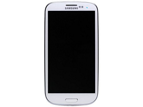 Samsung i9305 Galaxy S3 LTE Display Einheit ceramic white
