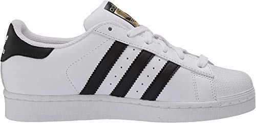 adidas Originals Superstar, Zapatillas para Niños, Núcleo Blanco Negro Core Blanco
