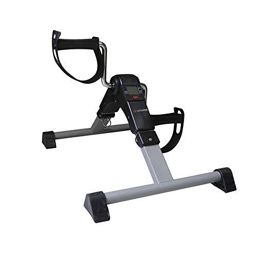 Mediawave Store - Cyclette Piccola Braccia o Gambe 16950 Mini Bike trasportabile, Pieghevole, Riabilitazione, Fisioterapia, Esercizio Ciclistico per Gambe e Braccia, Muscolare, per la Circolazione