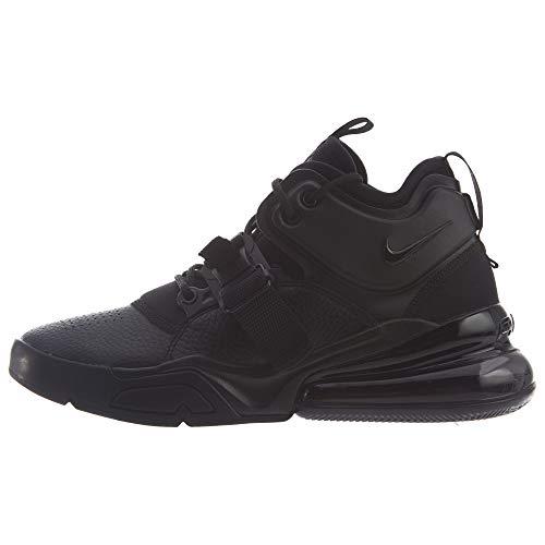 Nike Air Force 270 Men's Shoes Black ah6772-010 (9.5 D(M) US)