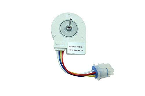 Lifetime Appliance 241509402 Evaporator Fan Motor Compatible with Frigidaire, Kenmore Refrigerator