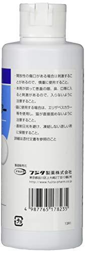 【動物用医薬部外品】フジタ製薬薬用ヨードシャンプー犬猫用200mL