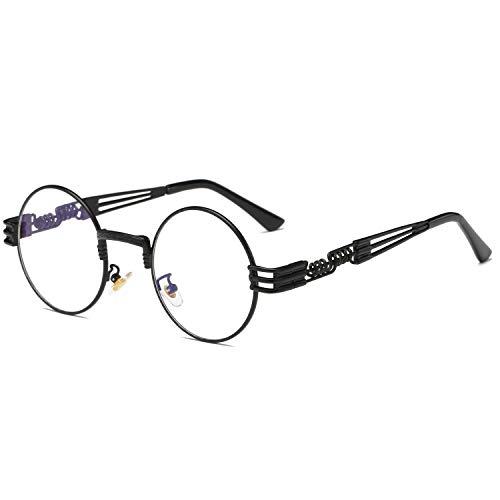 伊達メガネ メンズ レディース 丸メガネ おしゃれ 小さめ だてメガネ 伊達眼鏡 ファッションメガネ 透明タイプ 度なし 男女兼用 彼氏へのプレゼント