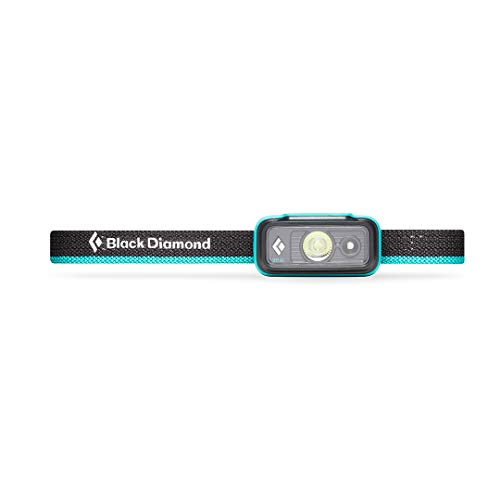 Black Diamond Unisex– Erwachsene SpotLite 160 Stirnlampe, Aqua Blue, one Size