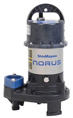 ShinMaywa Norus 4800GPH 1/3HP Submersible Garden Pond Waterfall Pump   50CR2.25S