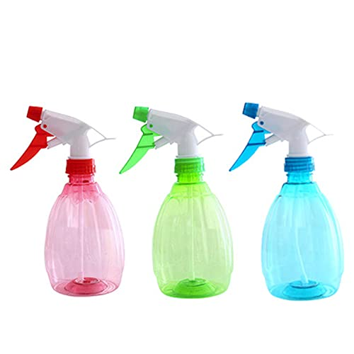 GJJSZ Botella de Spray,Botella Spray pulverizador,Spray,Bote Spray pulverizador,Spray pulverizador,pulverizador,Spray Agua pulverizador,3pcs,Garden