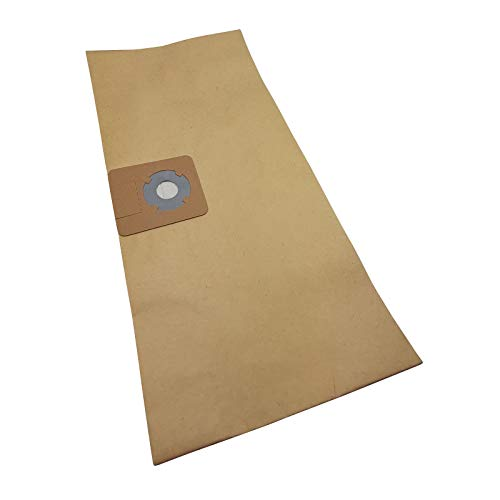 Reinica 10 Papier Staubsaugerbeutel für Wetrok Monovac 11 Plus Beutel Saugerbeutel Filtertüten Staubbeutel