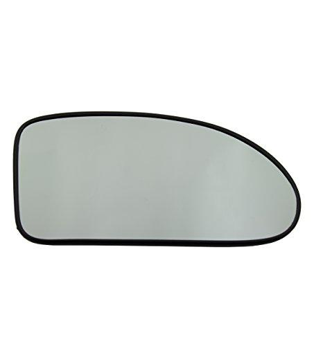 TarosTrade 57-0147-R-46306 Cristal De Retrovisor Con Fijación Cuadrada Lado Derecha