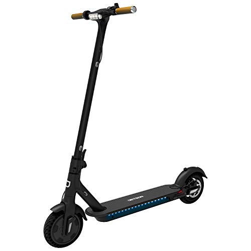 Jetson Quest Electric Scooter with Powerful 250W Motor, up to 15 mph, 18 Mile Long Range Battery & Compatible App, Commuter Electric Scooter for Adults