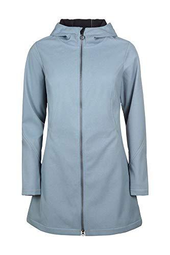 ELKLINE Soft Skills Softshell Jacke Damen Outdoor, 40