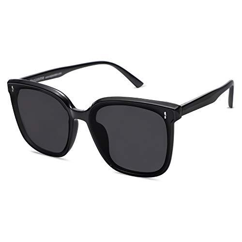 SOJOS Gafas de sol para Mujer Hombres Estilo Vintage Shades SJ2157