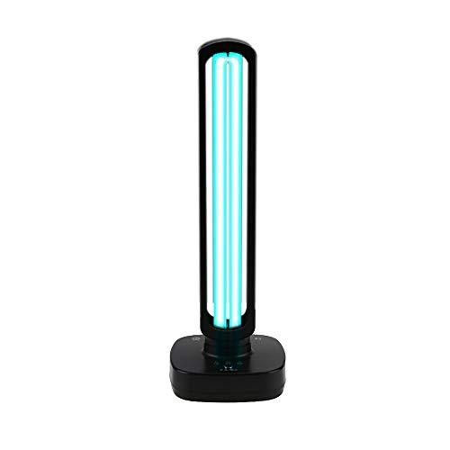 HLLZRY 220V UV-desinfectielamp 38W antibacteriële frequentie van 99% afstand van geur UV-ontkiemingslamp 360  ° nee dode hoek huishouden Clean Air