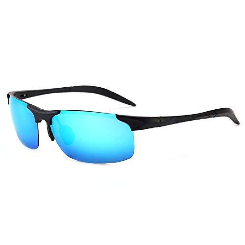 Nobrand Nuevas gafas de sol polarizadas para hombres gafas de sol deportivas de ciclismo al aire libre gafas de sol de conducción