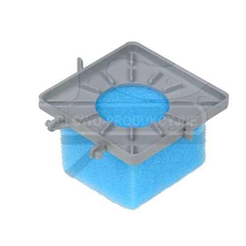 Schaumstofffilter geeignet für ZELMER Aquario 819.0 SK, Aquario 819.0 SP, Aquario 819.5 SK, Aquos 829, Delfin 819.0 A 11 S, Delfin 819.0 SA 11 S, Duo 719.0 S, Duo 719.5 S etc. - Ersatz Staubsauger Filter