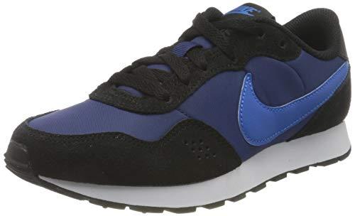 Nike MD Valiant (GS), Scarpe da Corsa, Blu (Blue Void/Signal Blue-Black-White), 36.5 EU
