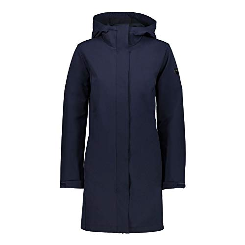 Cmp Woman Fix Hood Coat XXS