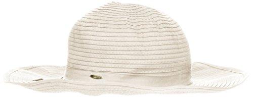 Coolibar Damen Sonnenhut UV-Schutz 50, Beige, One size